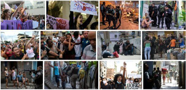 Violence in Brazilian Society 1