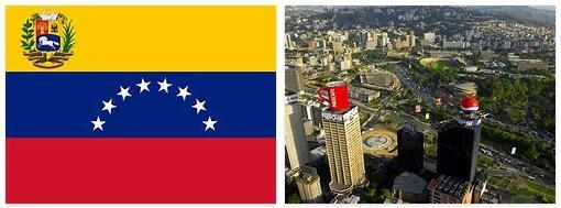 Venezuela Territory